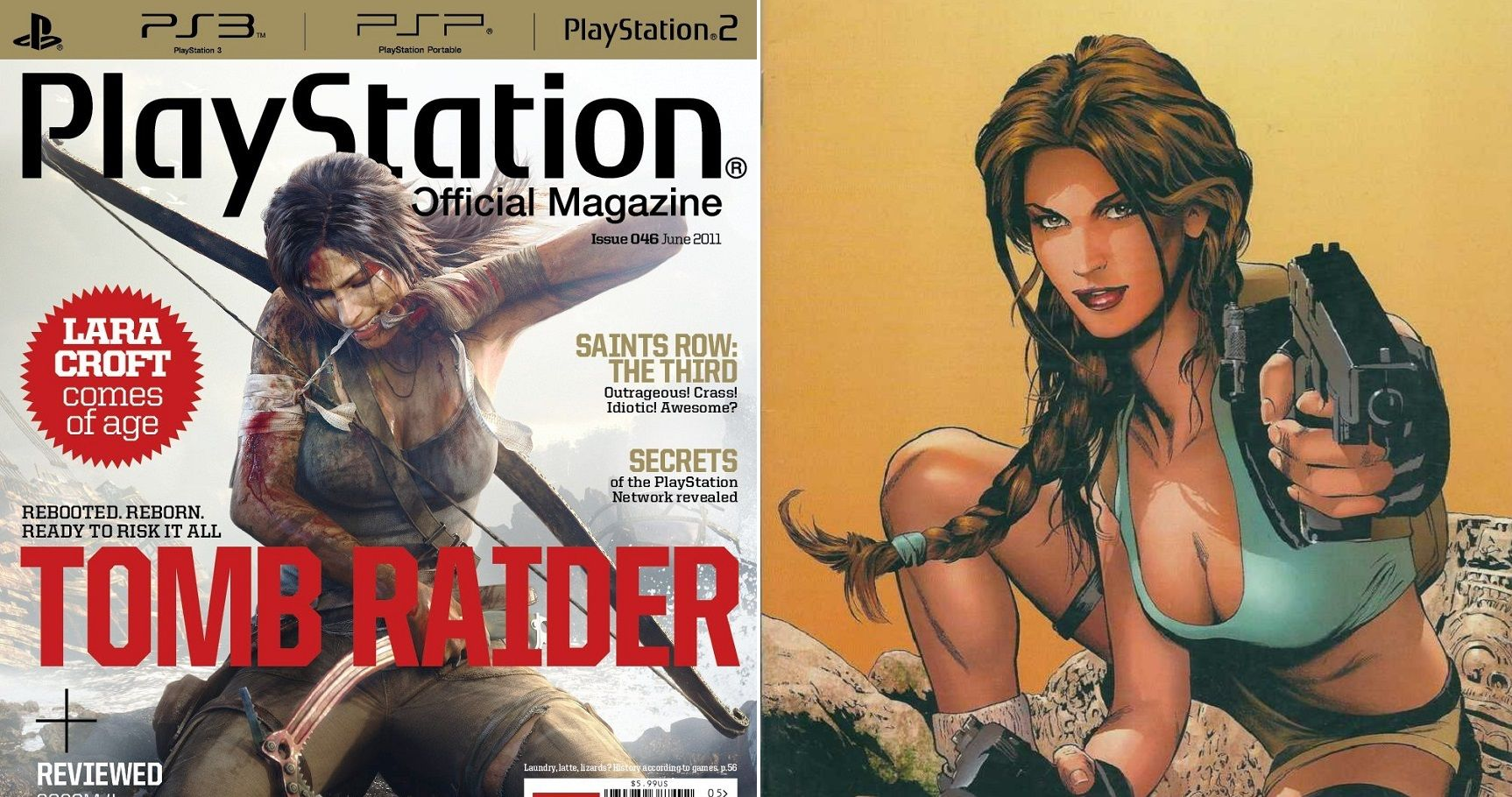 15 Things You Didn T Know About Lara Croft Thegamer