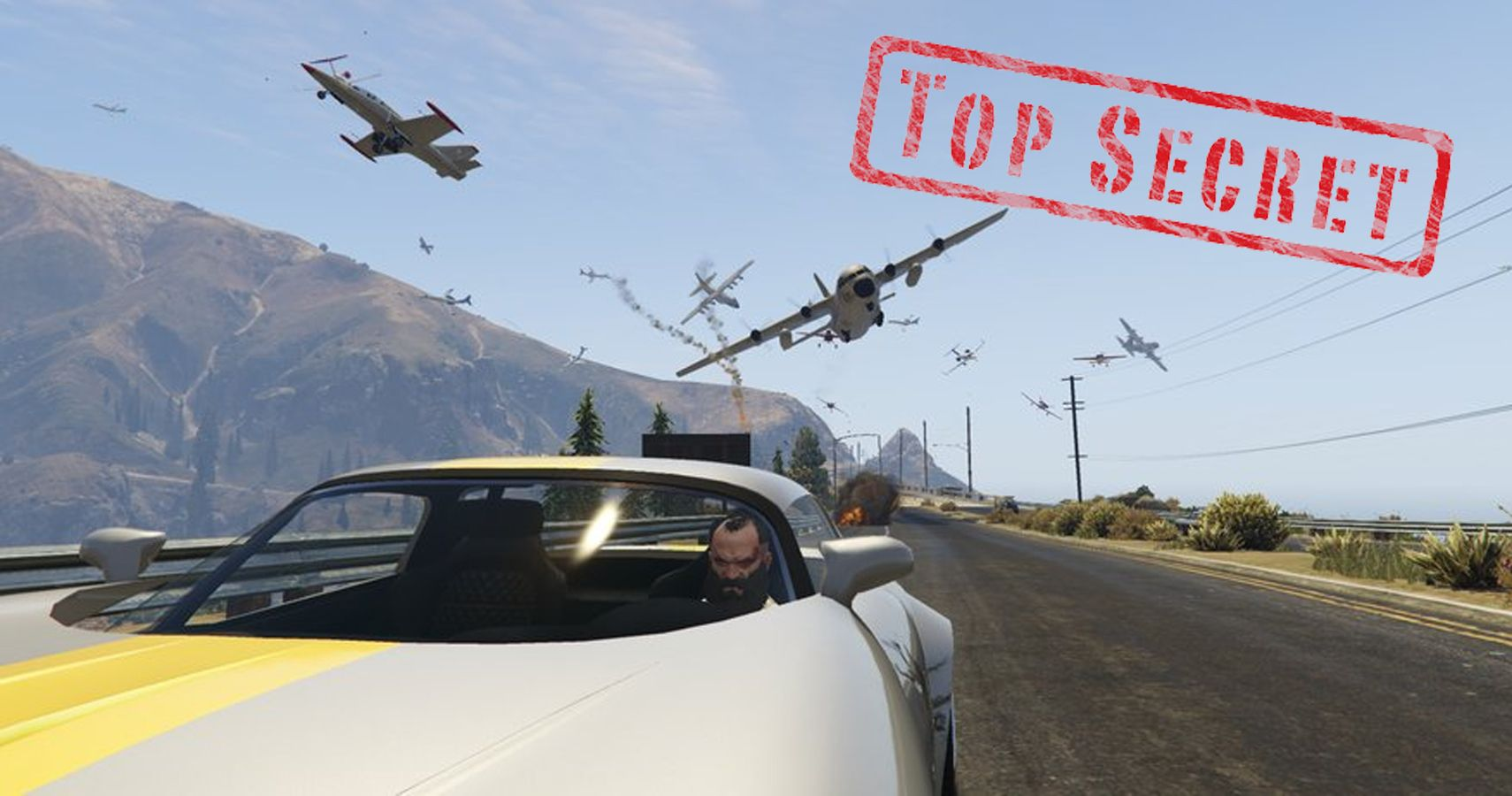 15 Awesome Areas in GTA V You Had NO Idea About | TheGamer