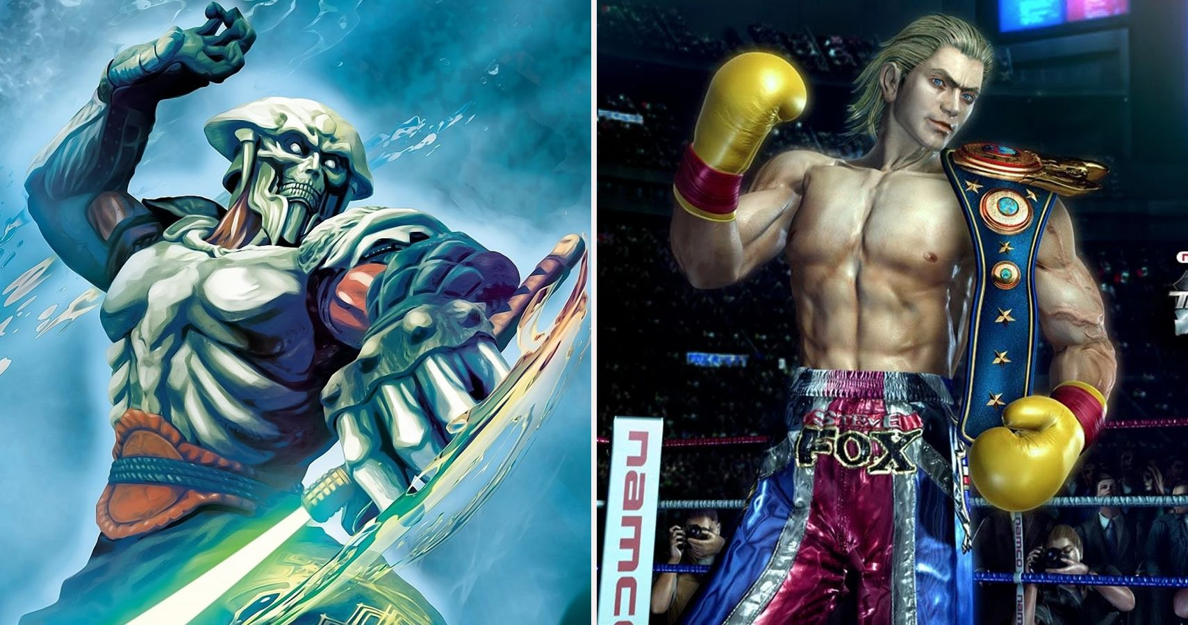Tekken: 8 Coolest And 7 Lamest Characters In The Series
