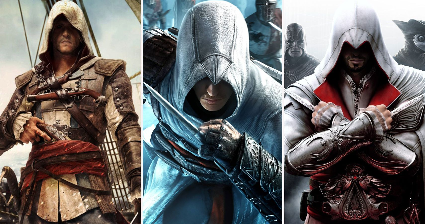 Ranking Every Assassin's Creed Game From Worst to Best ...