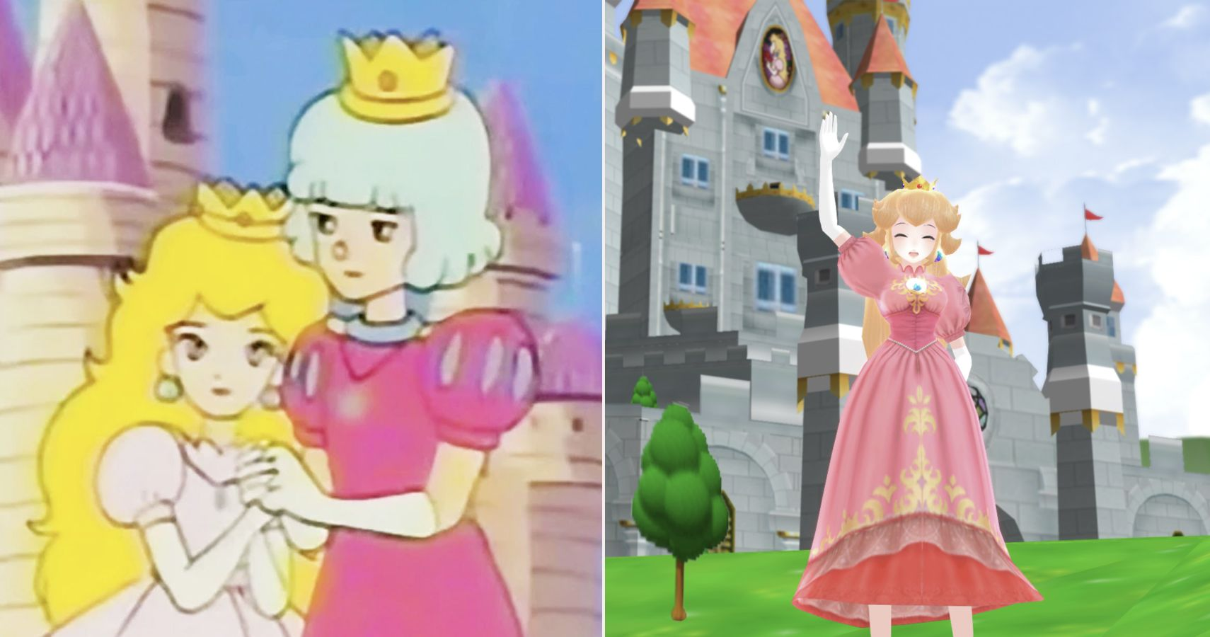 Things You Didn T Know About Princess Peach Thegamer