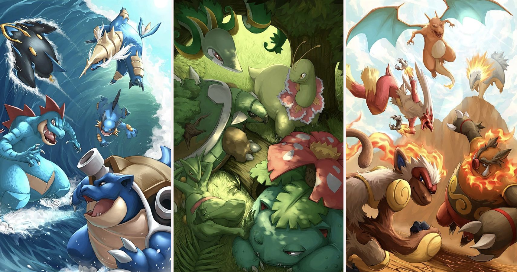 Pokémon: Ranking The Elemental Types From Worst To Best