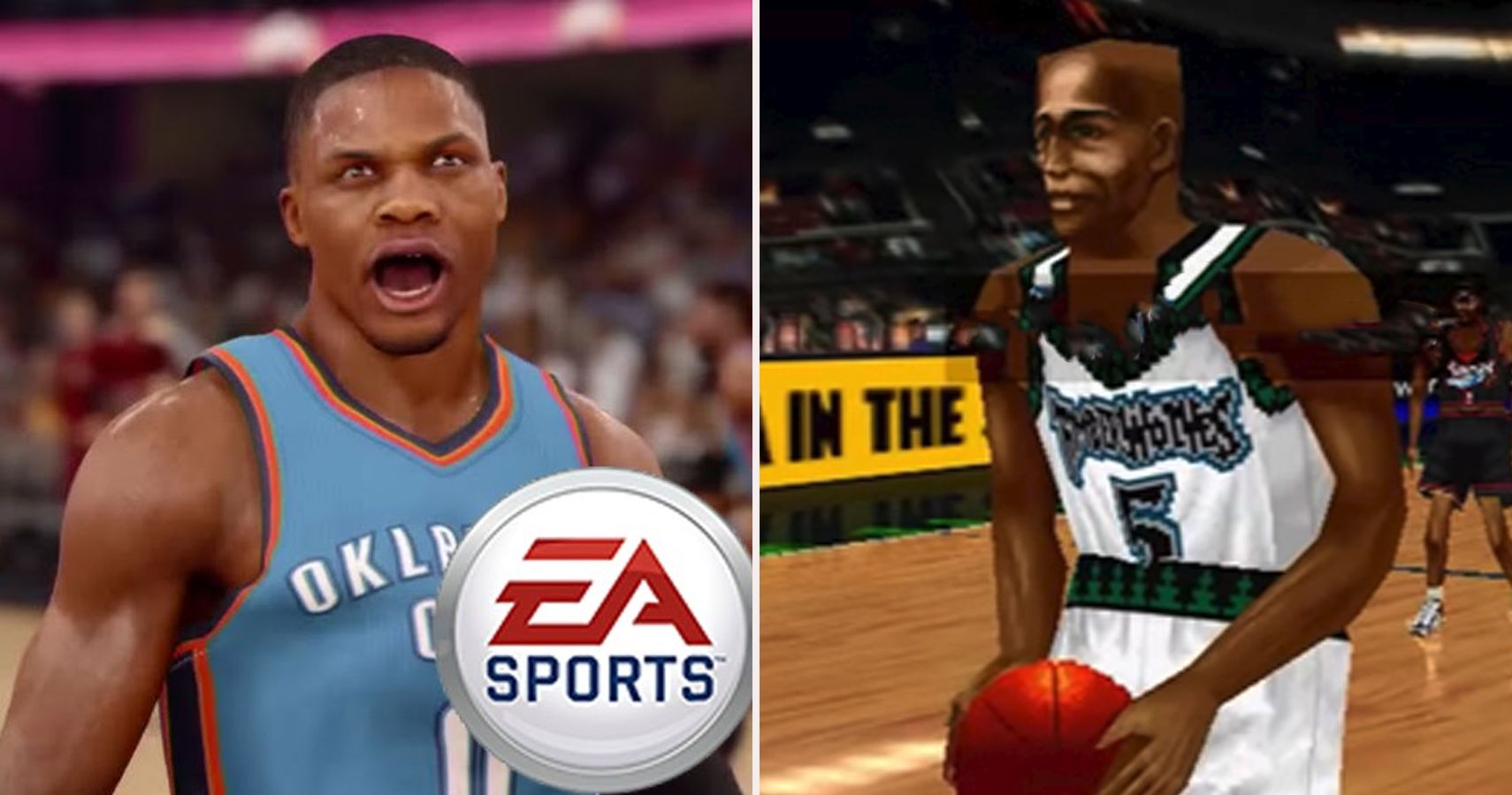 The Worst Basketball Video Games Of All Time Thegamer