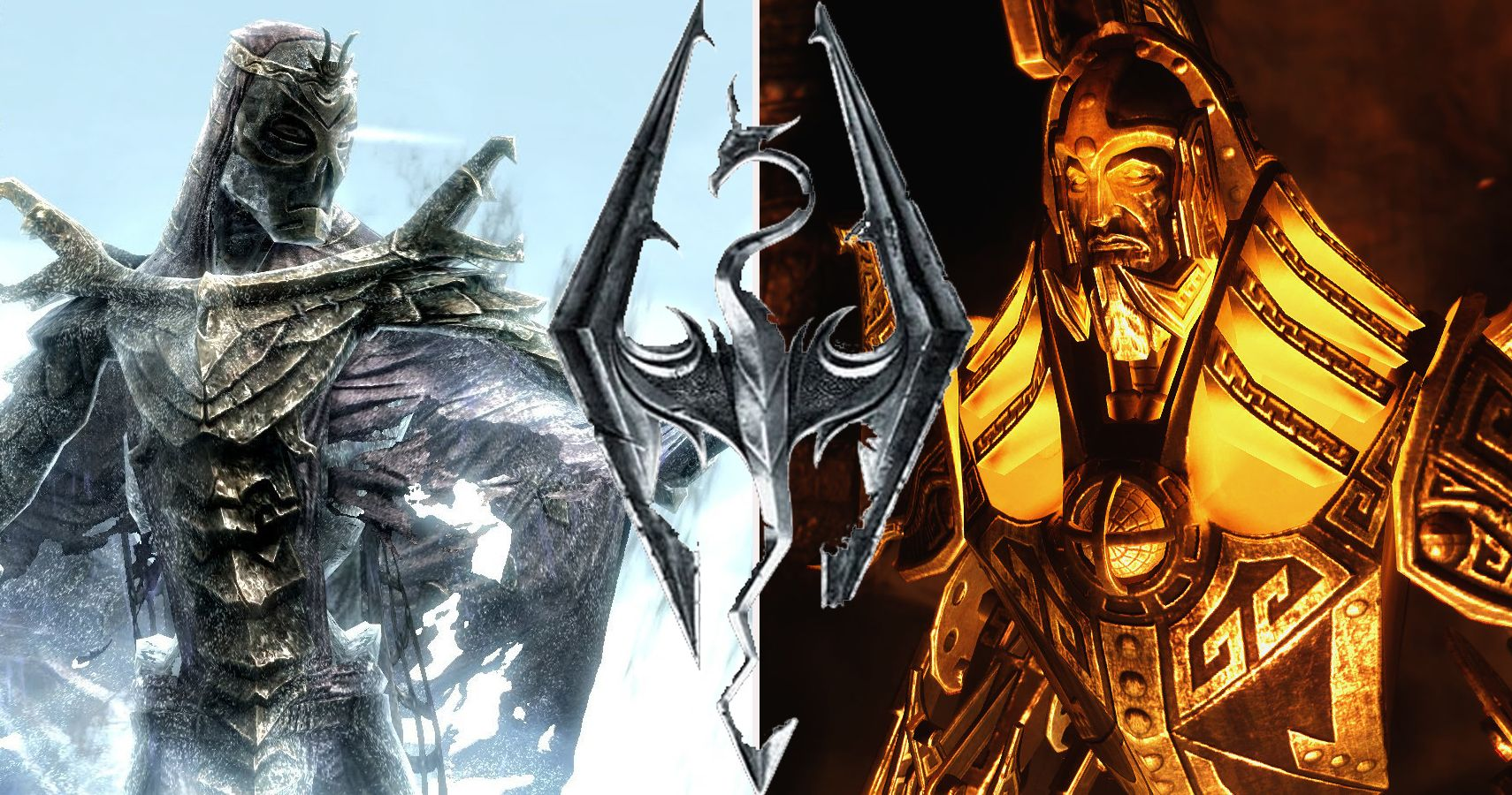 The Most Powerful Enemies In Skyrim | TheGamer
