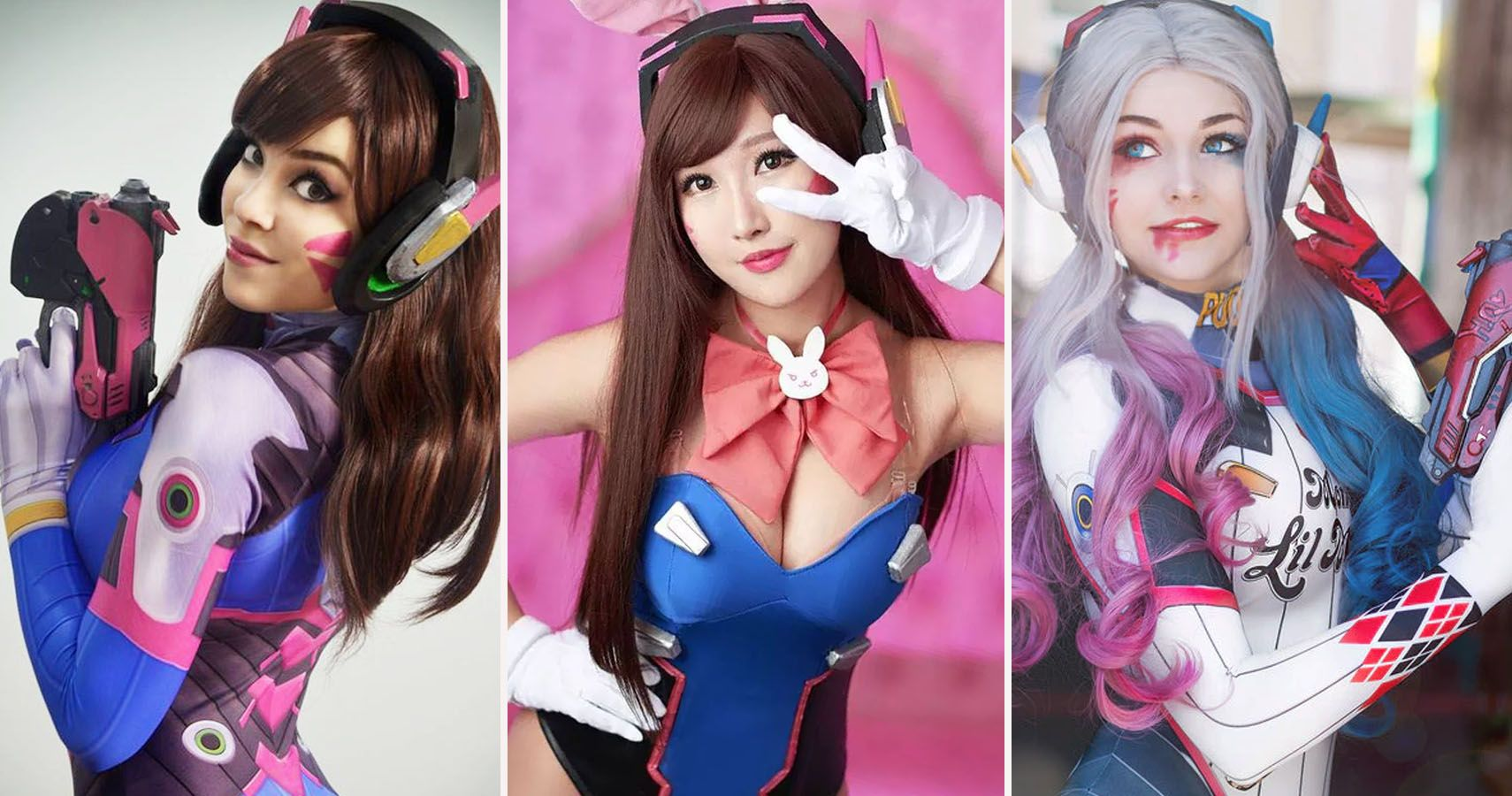 Overwatch: The 15 Steamiest D  Va Cosplays | TheGamer