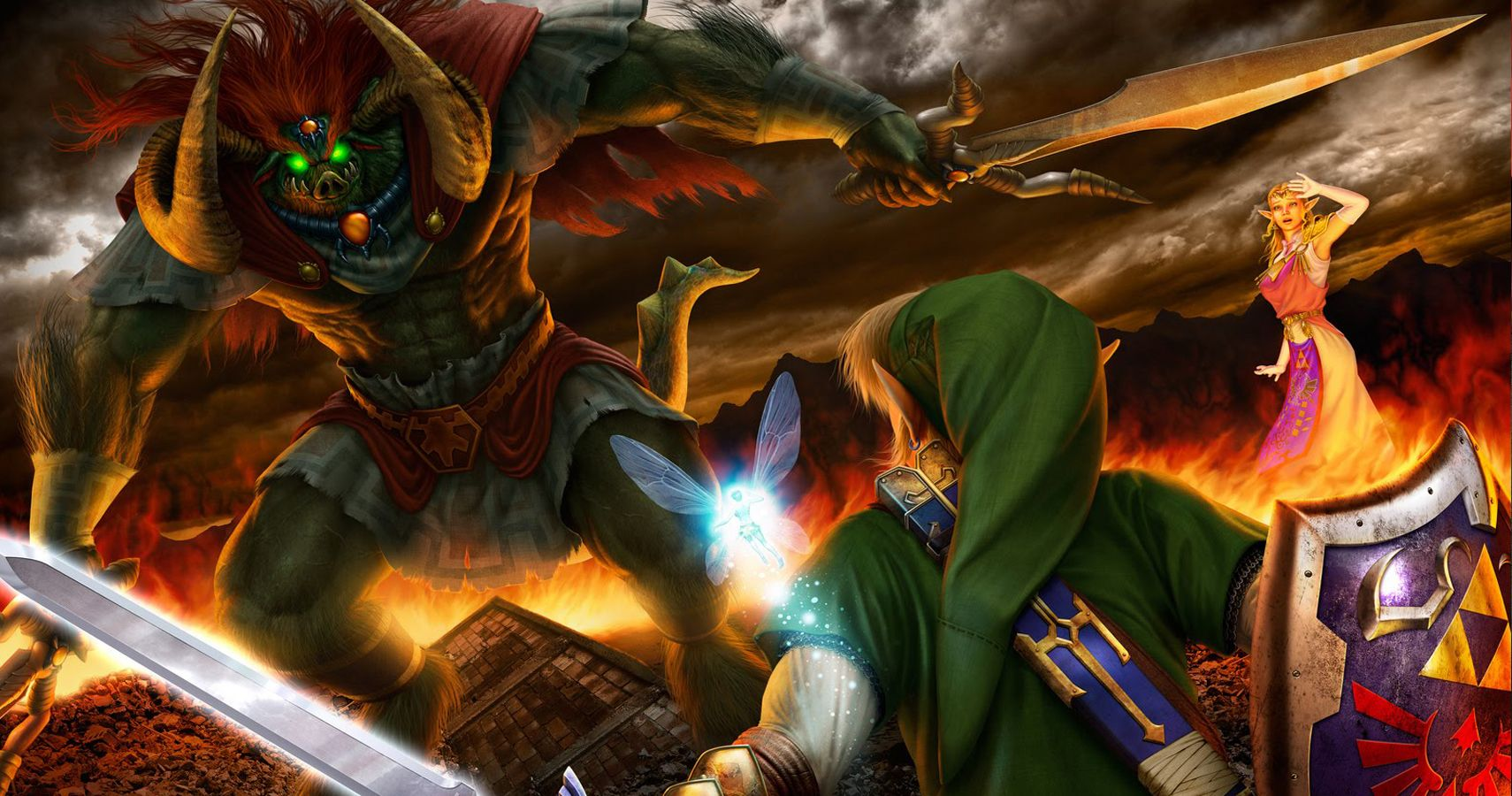 Horrifying Disturbing Secrets You Didn T Know About Ganon