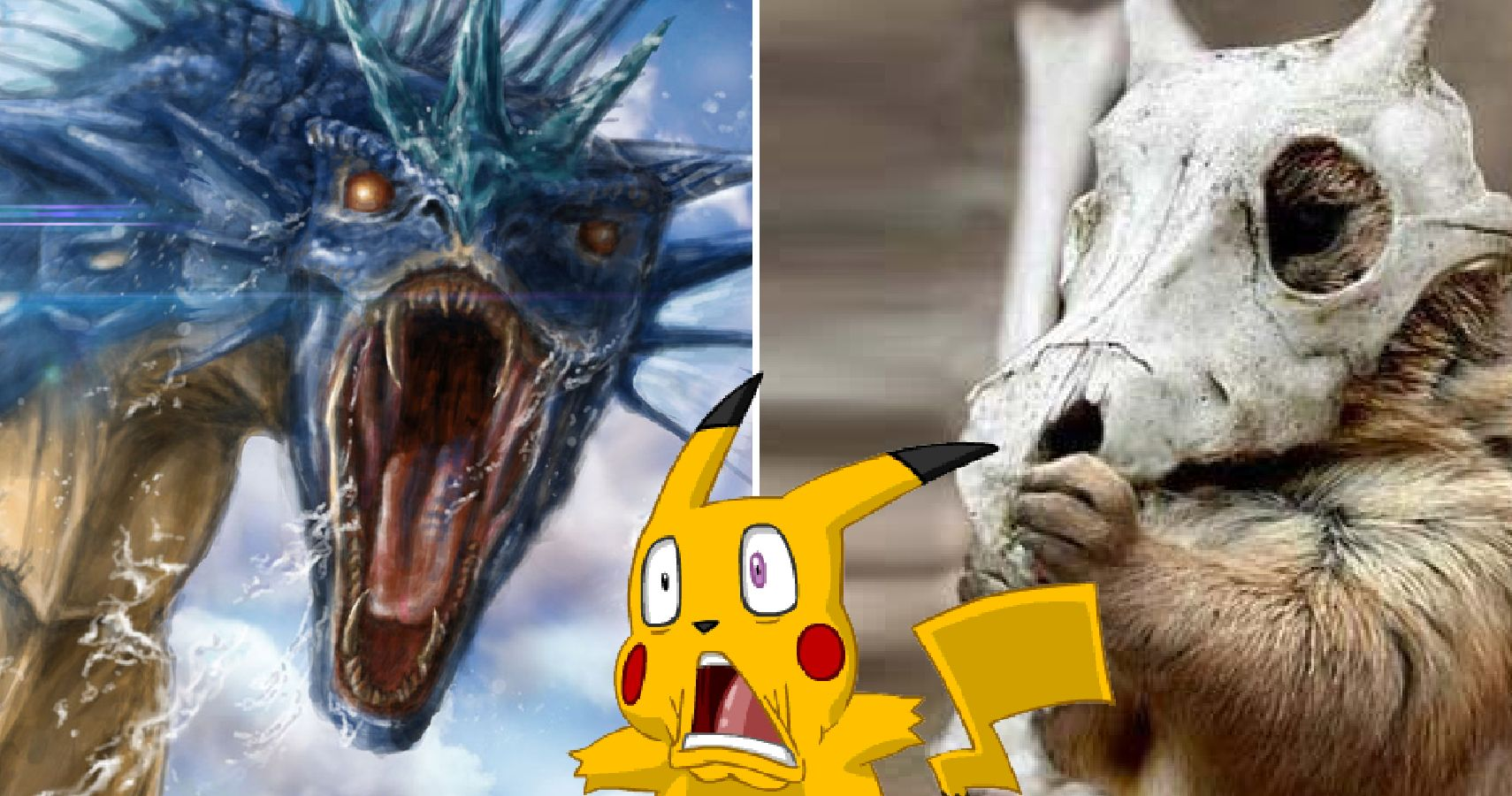 Violent Monsters Disturbingly Realistic Pokémon That Are Too Creepy