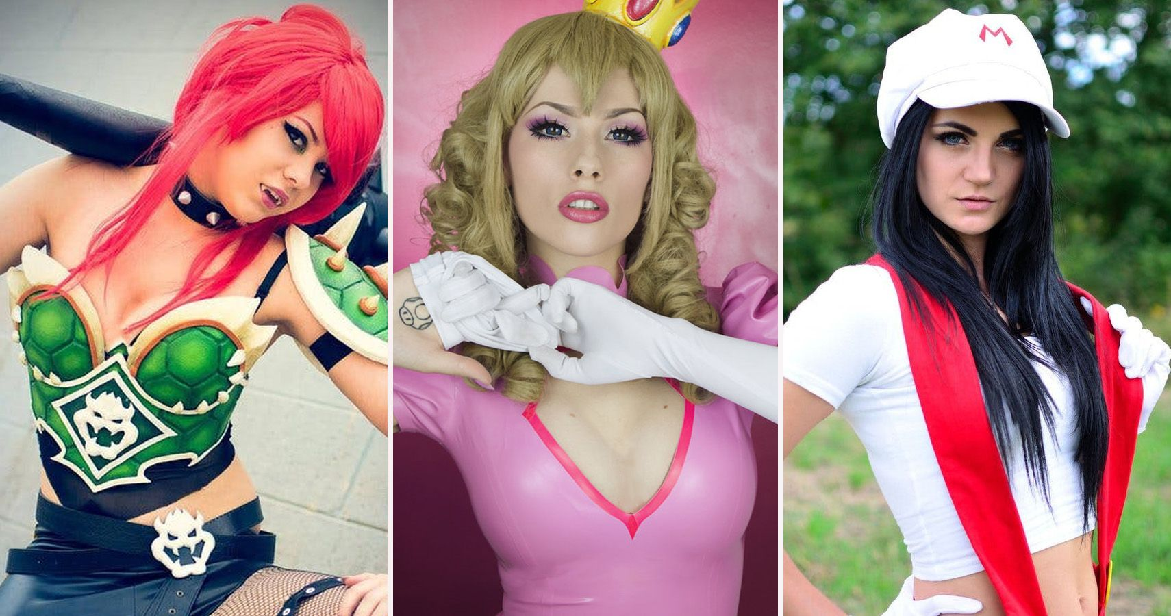 More Jaw Dropping Cosplays Of Mario Characters Thegamer
