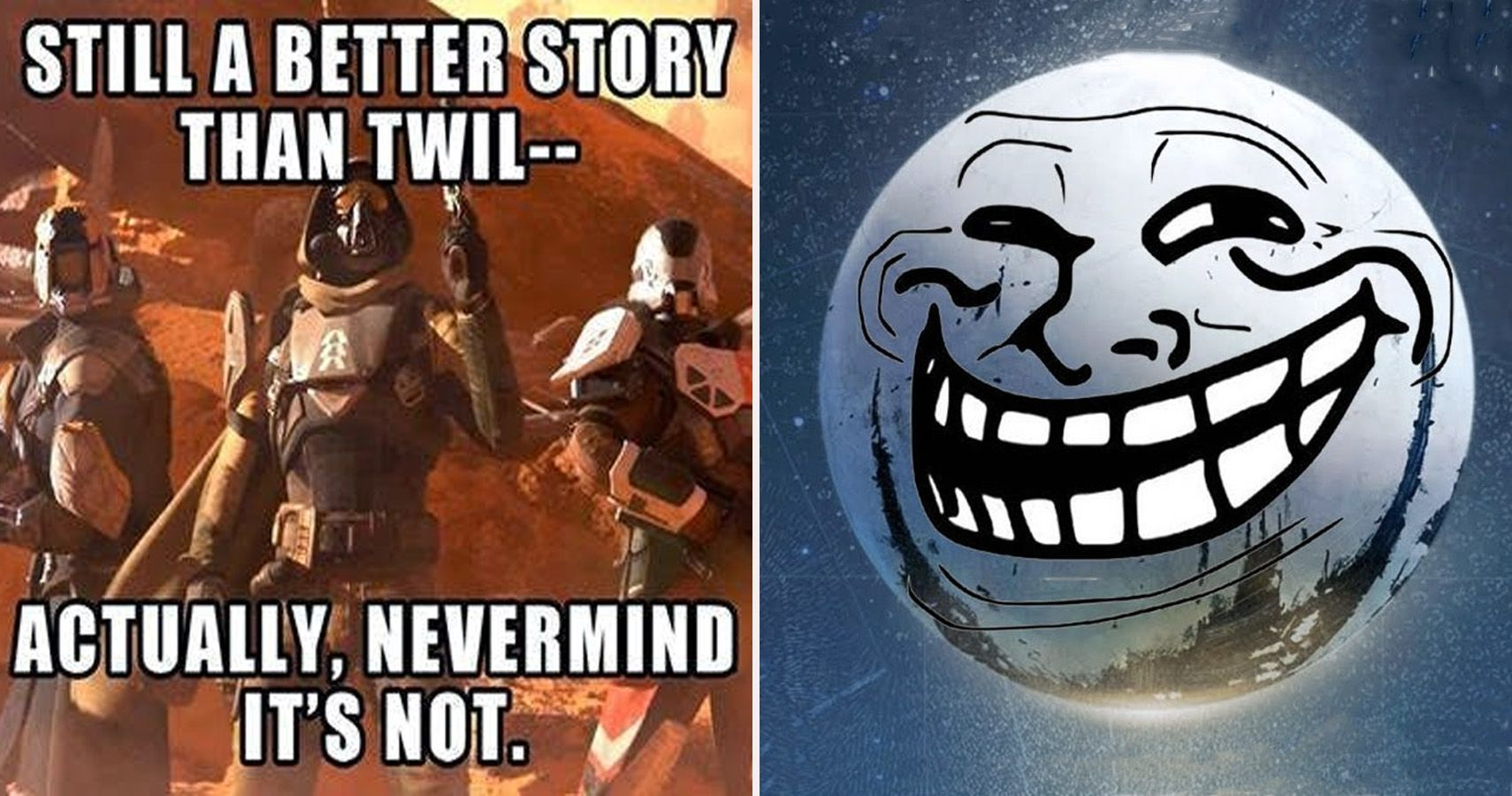 Destiny Memes Only True Fans Will Understand   TheGamer