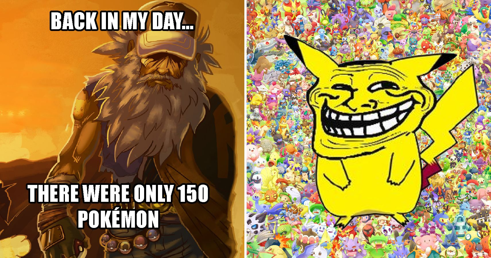 pokemon red and blue troll meme hilarious pokémon red and blue memes that will make any player say