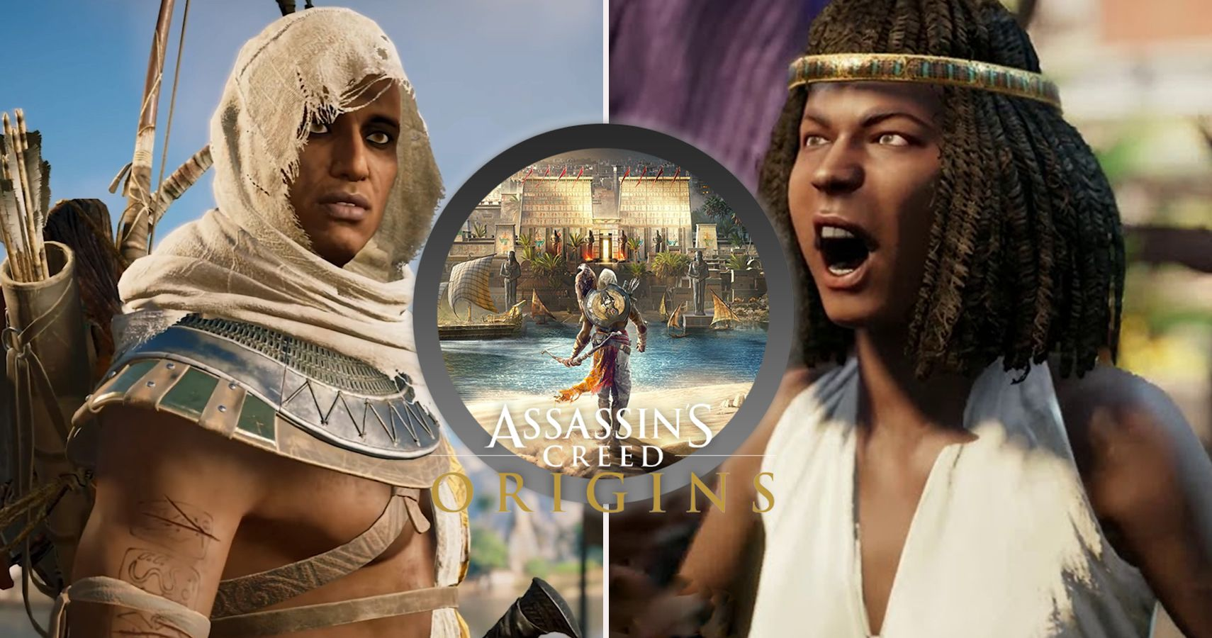 The Worst Things About Assassin S Creed Origins Thegamer