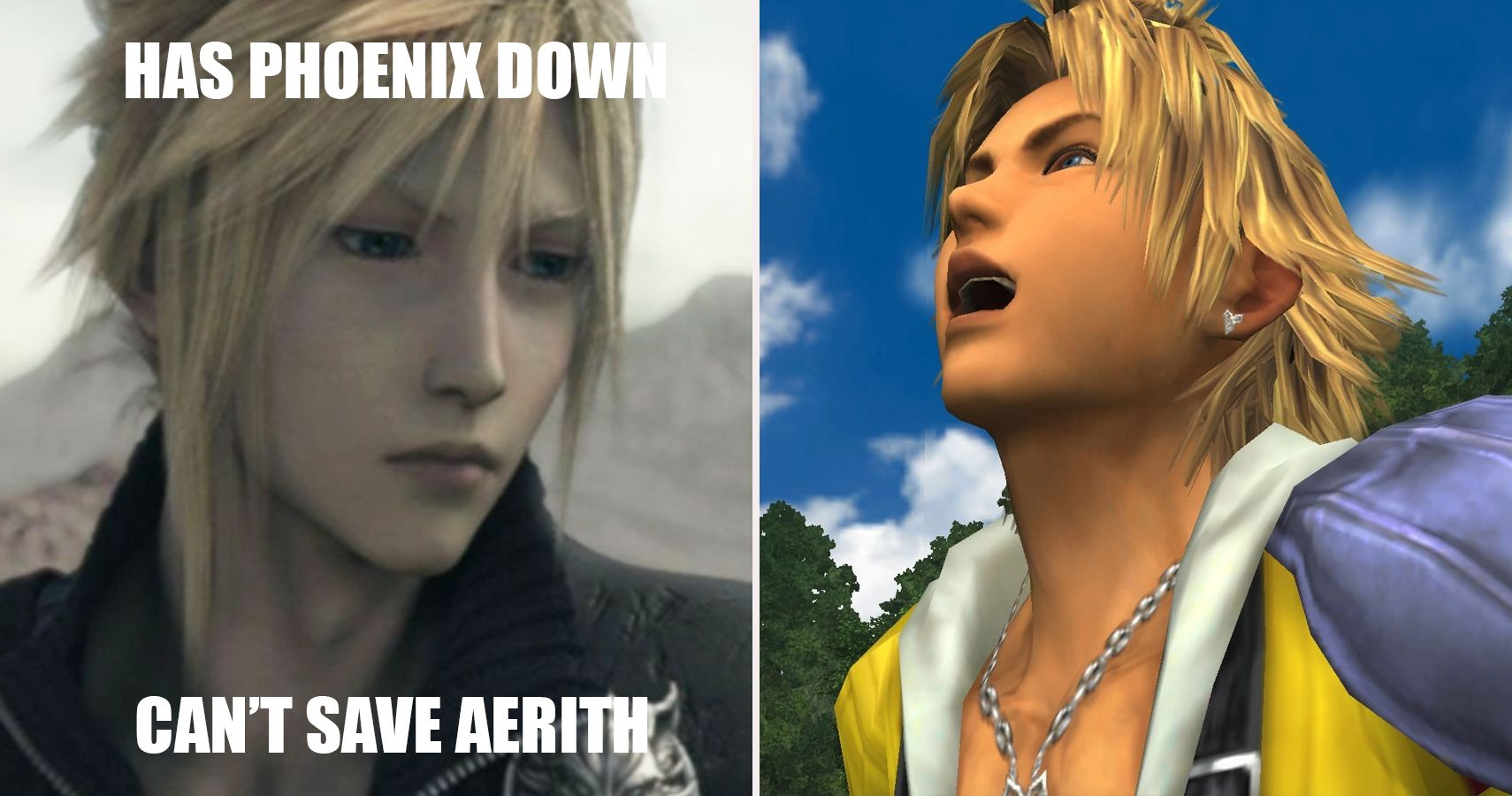 Final Fantasy Memes That Are Too Hilarious For Words Thegamer