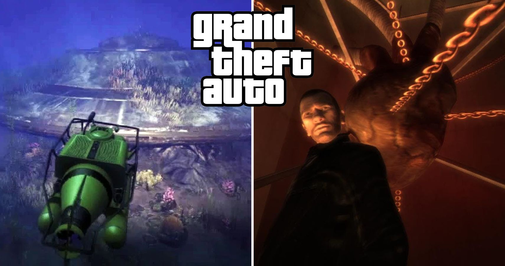 Hidden Locations You Never Found In Grand Theft Auto | TheGamer
