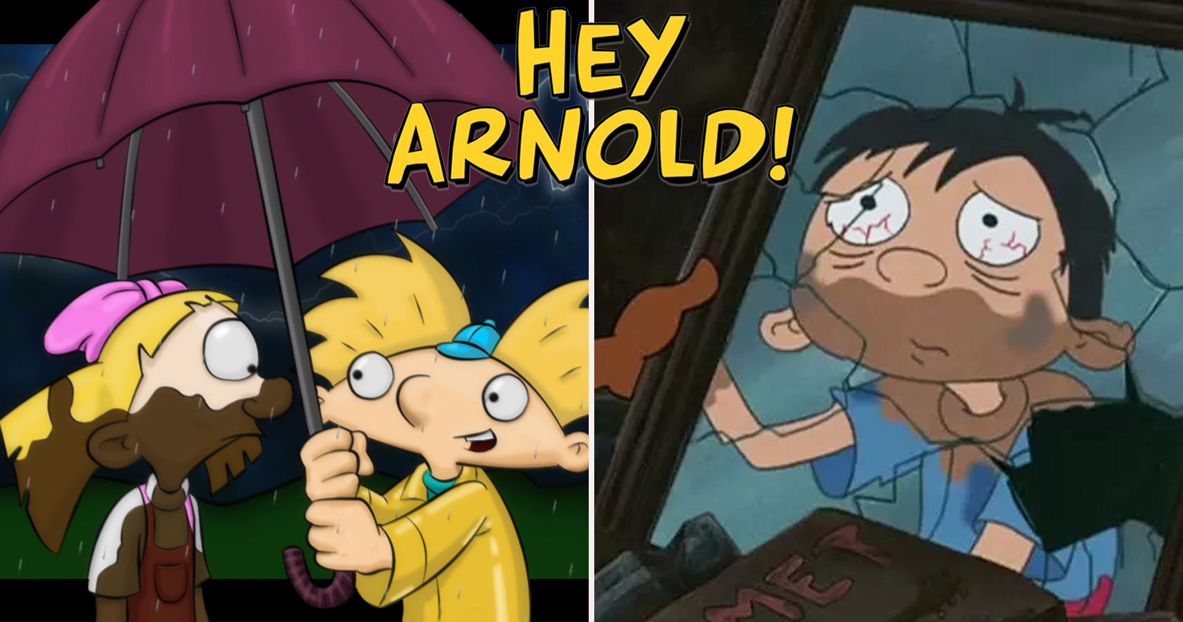 Dark Secrets About Hey Arnold You Really Dont Want To Know