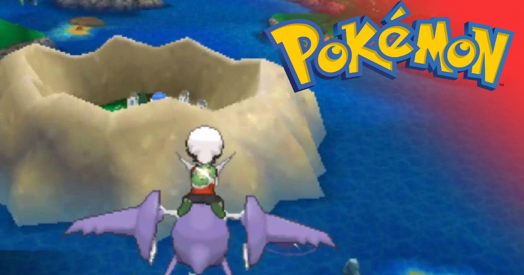 Hidden Locations You Never Found In Pokémon | TheGamer