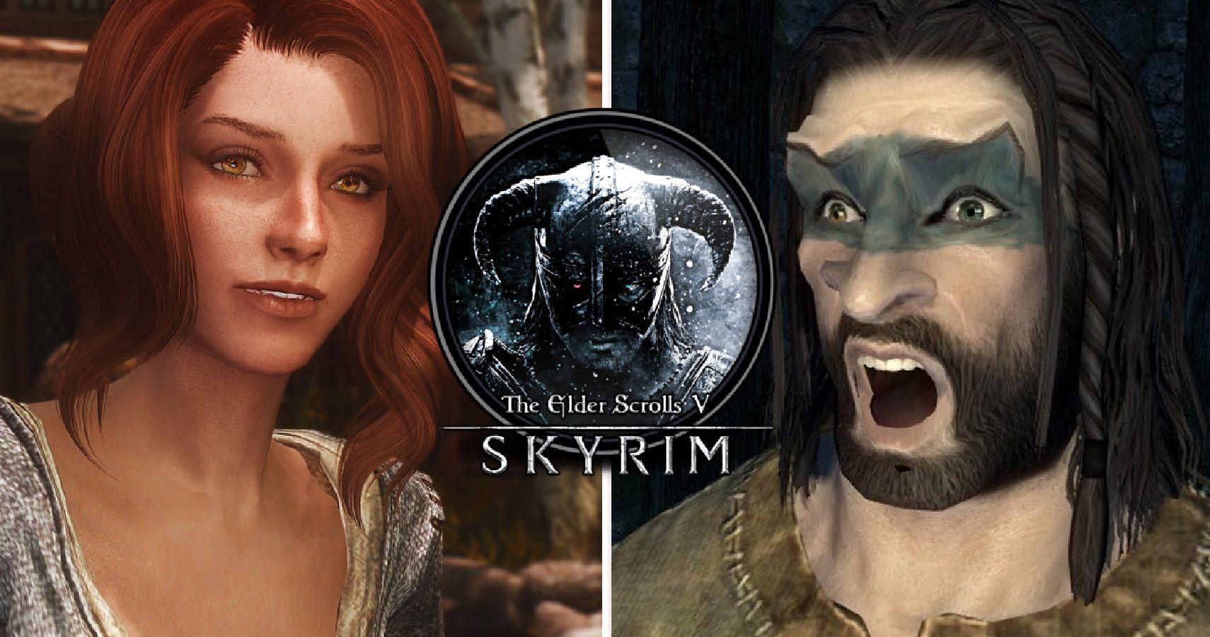 Secrets The Creators Of Skyrim Want To Bury Thegamer