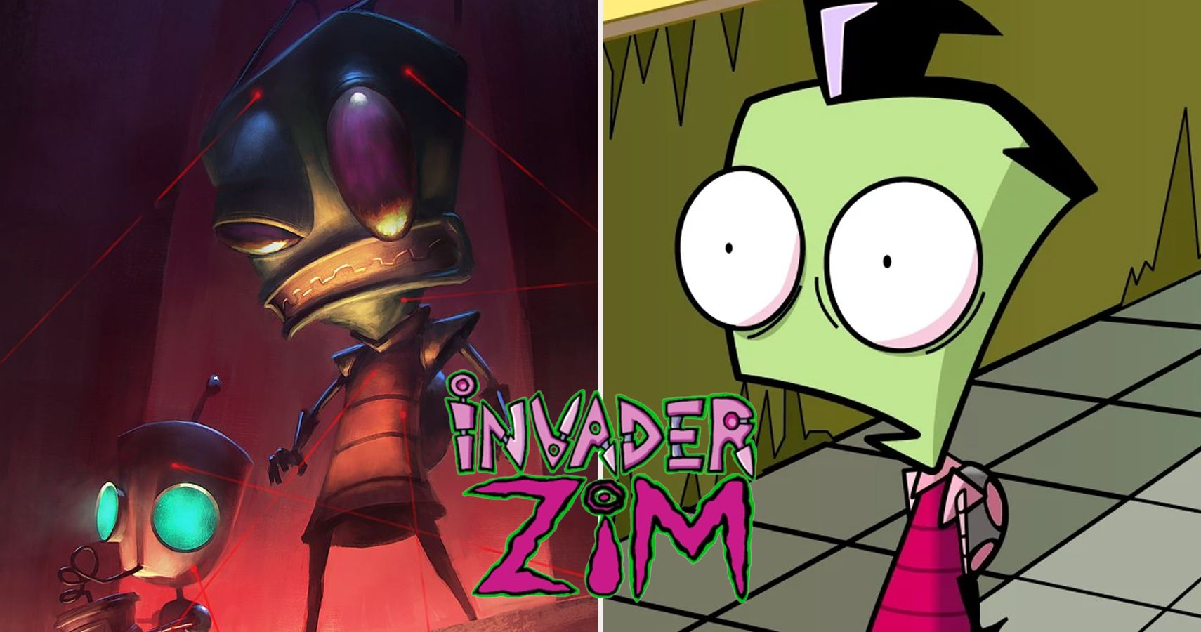 Shocking Things You Didnt Know About Invader Zim