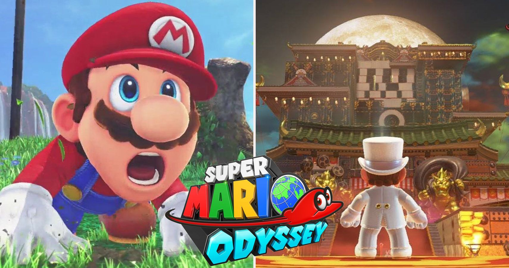 Super Mario Odyssey: Power Moons That Are IMPOSSIBLE To Get
