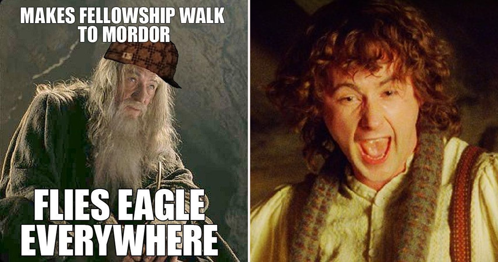 25 Lord Of The Rings Logic Memes That Prove The Series Makes No Sense