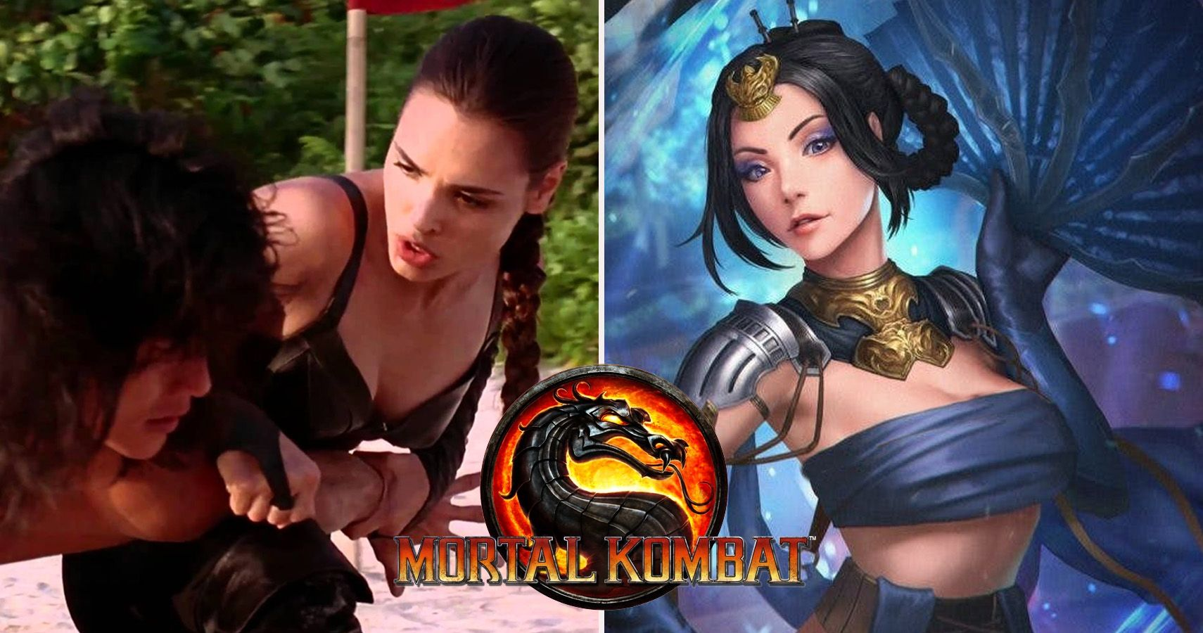 Princess Of Edenia 20 Interesting Facts You Didn T Know About Kitana From Mortal Kombat