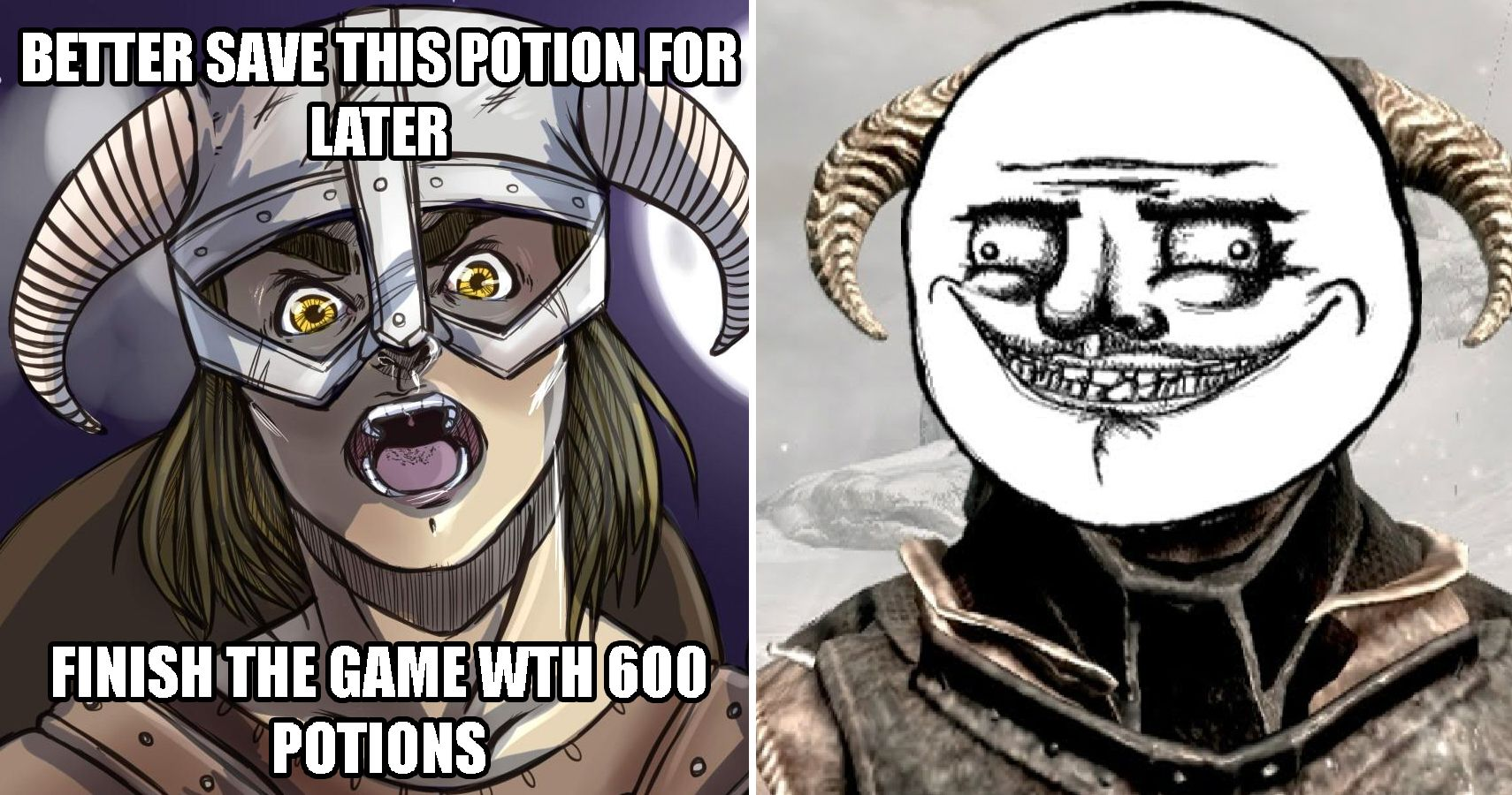 25 Hilariously Dank Skyrim Memes Only True Fans Will Understand