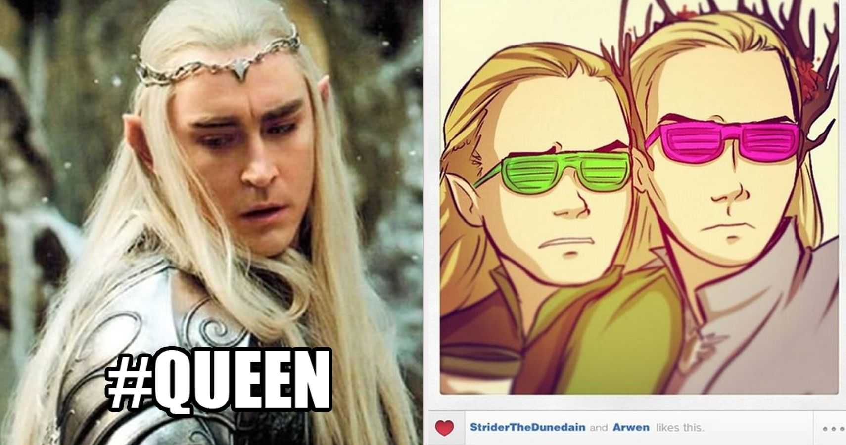 19 Hilarious Lord Of The Rings Comics That'll Tickle Your Inner Elf