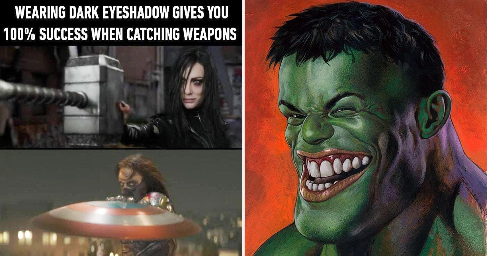 Marvel: 25 Avengers Memes Only True Fans Will Understand