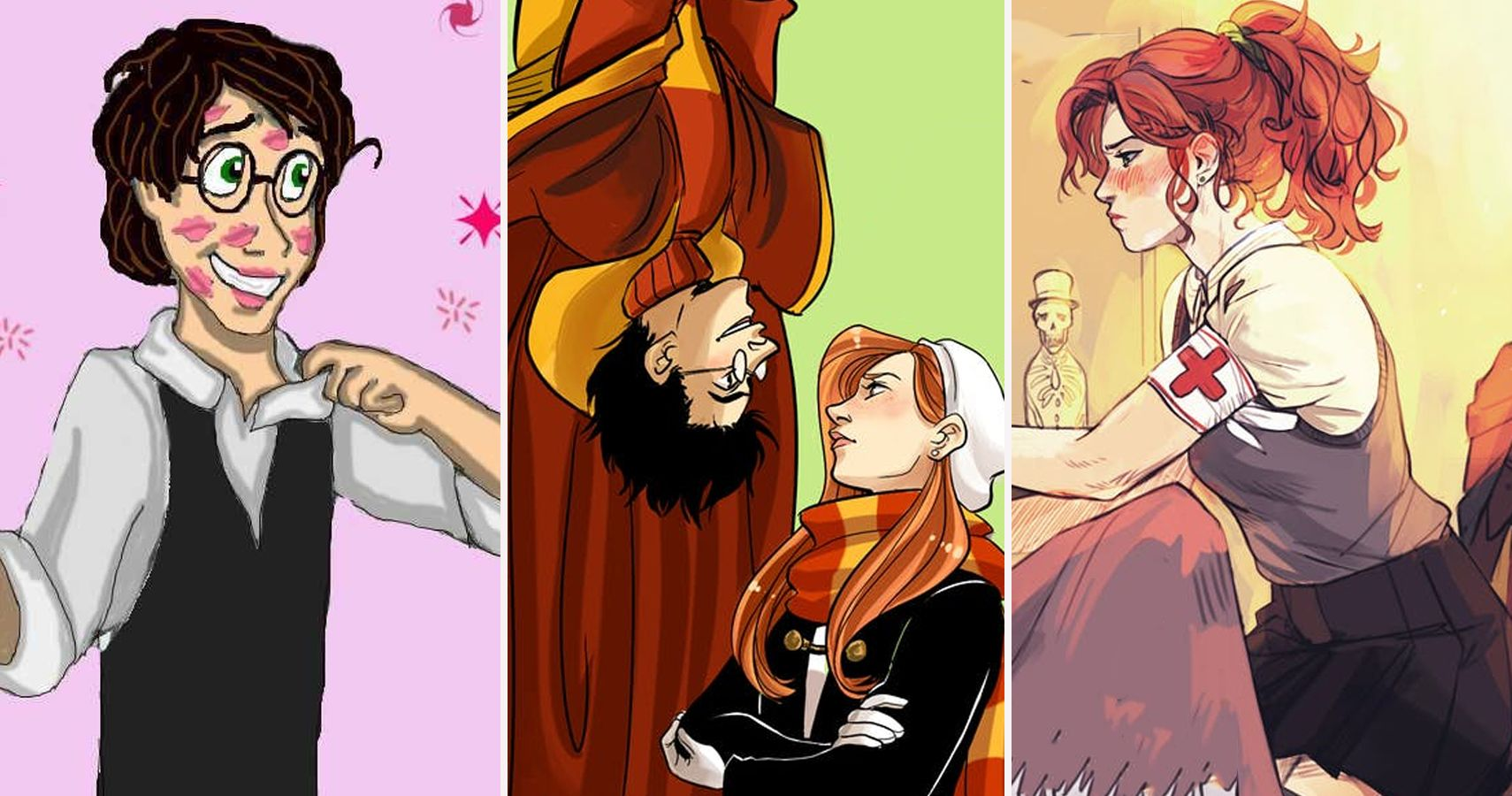 24 Harry Potter Comics That Are Adorable | TheGamer