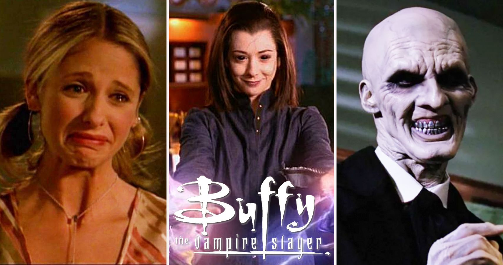 Buffy The Vampire Slayer: 25 Secrets About the Show That Totally