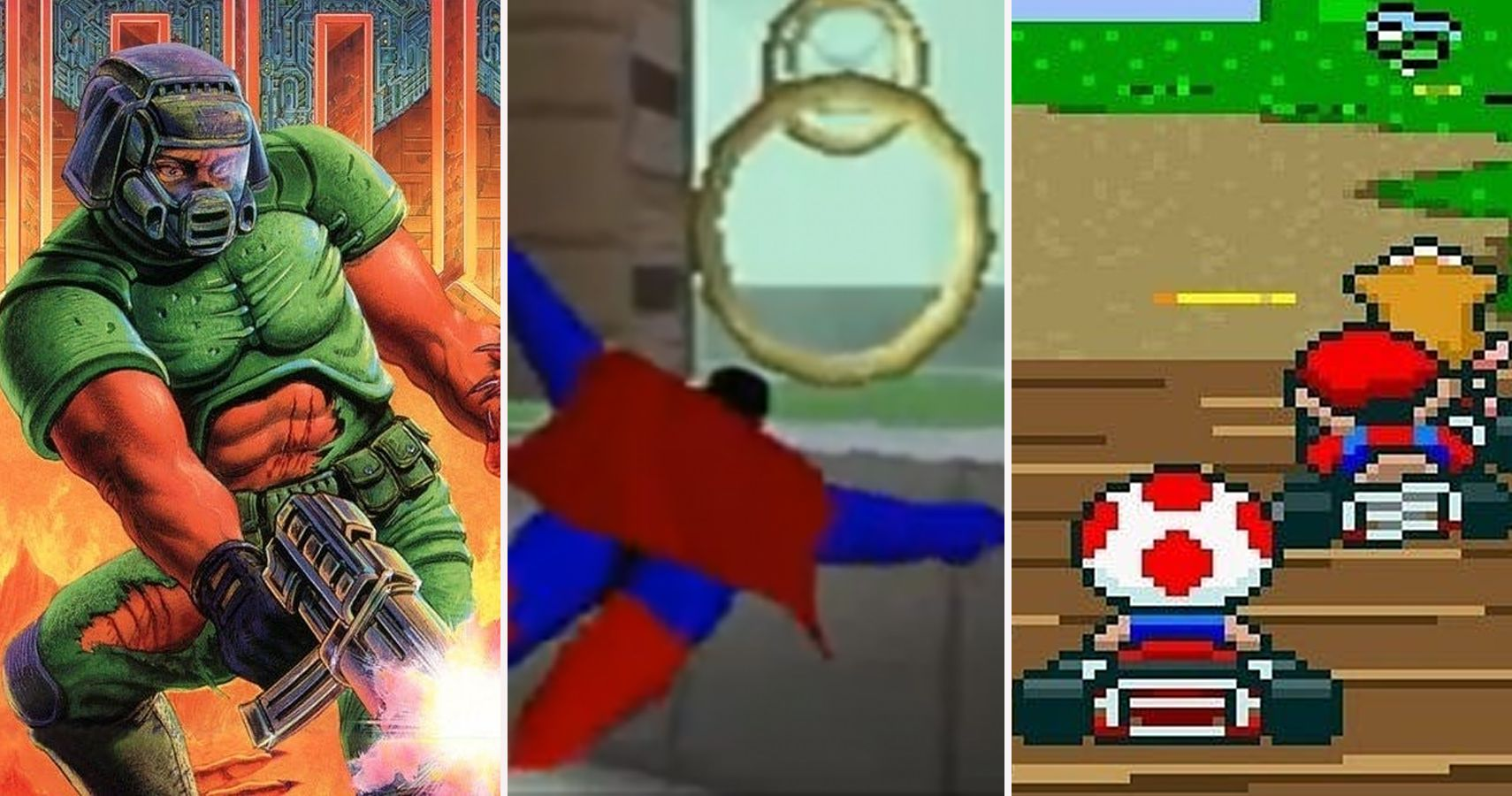 The 20 Worst Video Games Of The 90s And The 10 Best Thegamer