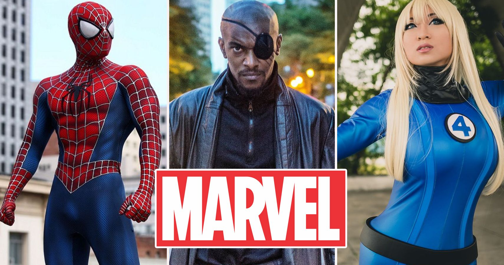 30 Marvel Character Cosplays That Are Even Better Than The Movies dd52c838799b