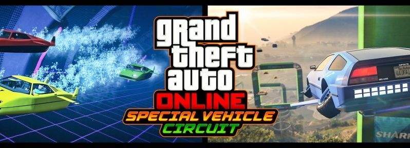 GTA Online Adds New Special Vehicle Races, With Flying Cars