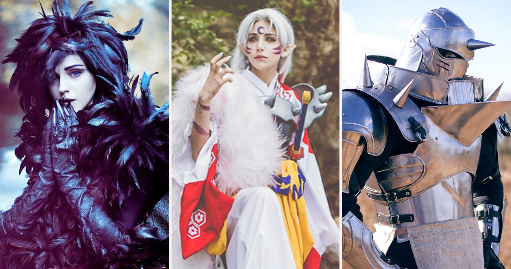 25 anime characters that are impossible to cosplay but fans still pulled off