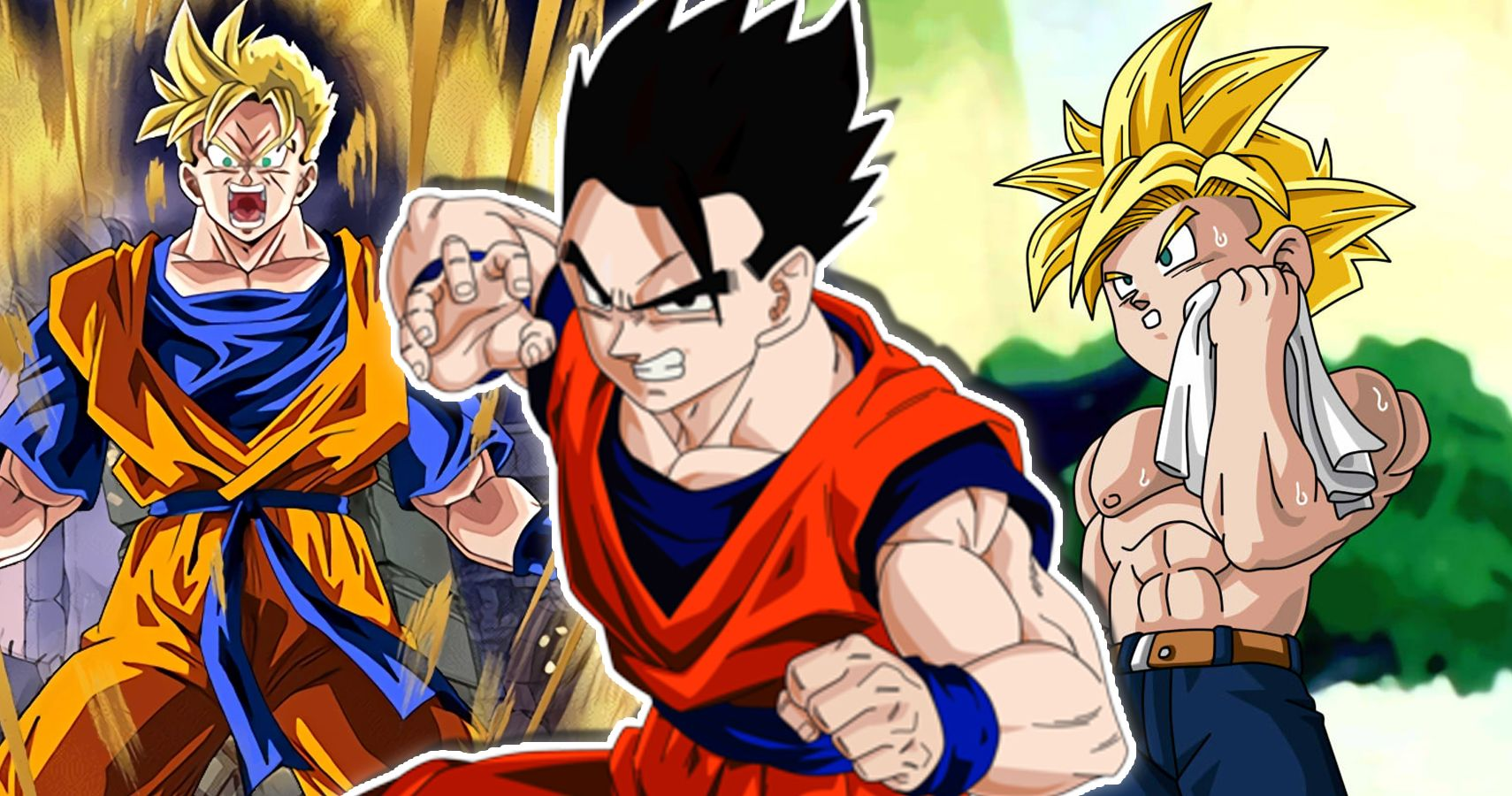 25 Weird Facts Only Super Fans Knew About Gohan S Body Submitted 1 day ago by mrruss3ll. 25 weird facts only super fans knew