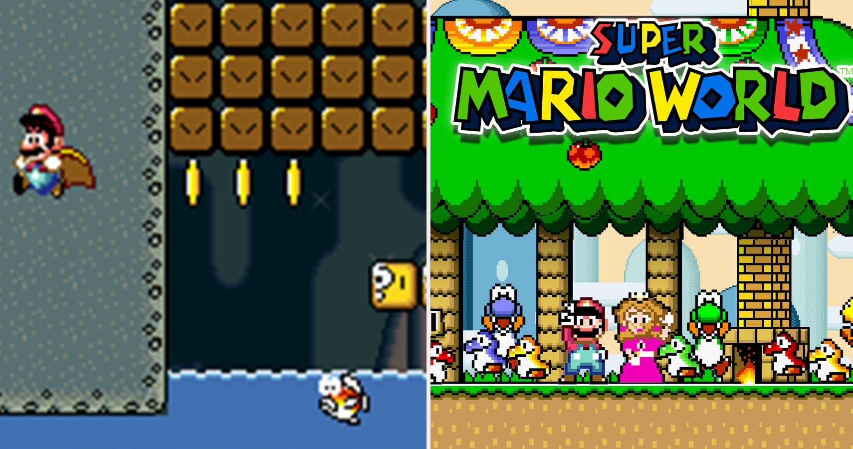 25 Things Super Fans Never Knew They Could Do In Super Mario