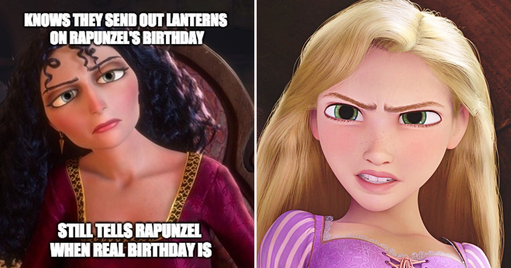 Disney 25 Things About Tangled That Make No Sense Thegamer