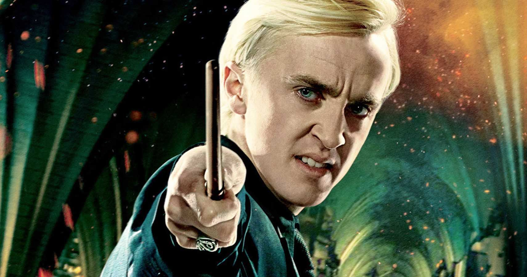 Harry Potter: 25 Facts About Draco Malfoy That Show How Powerful He