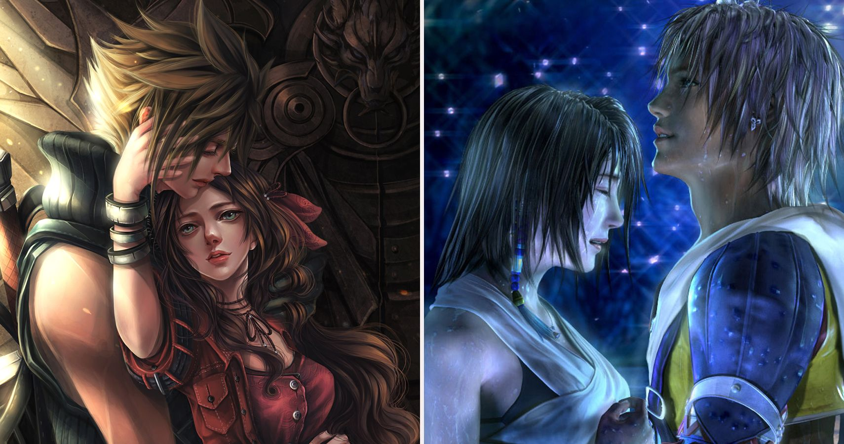 Final Fantasy: 10 Couples That Totally Hurt The Games (And 10 That