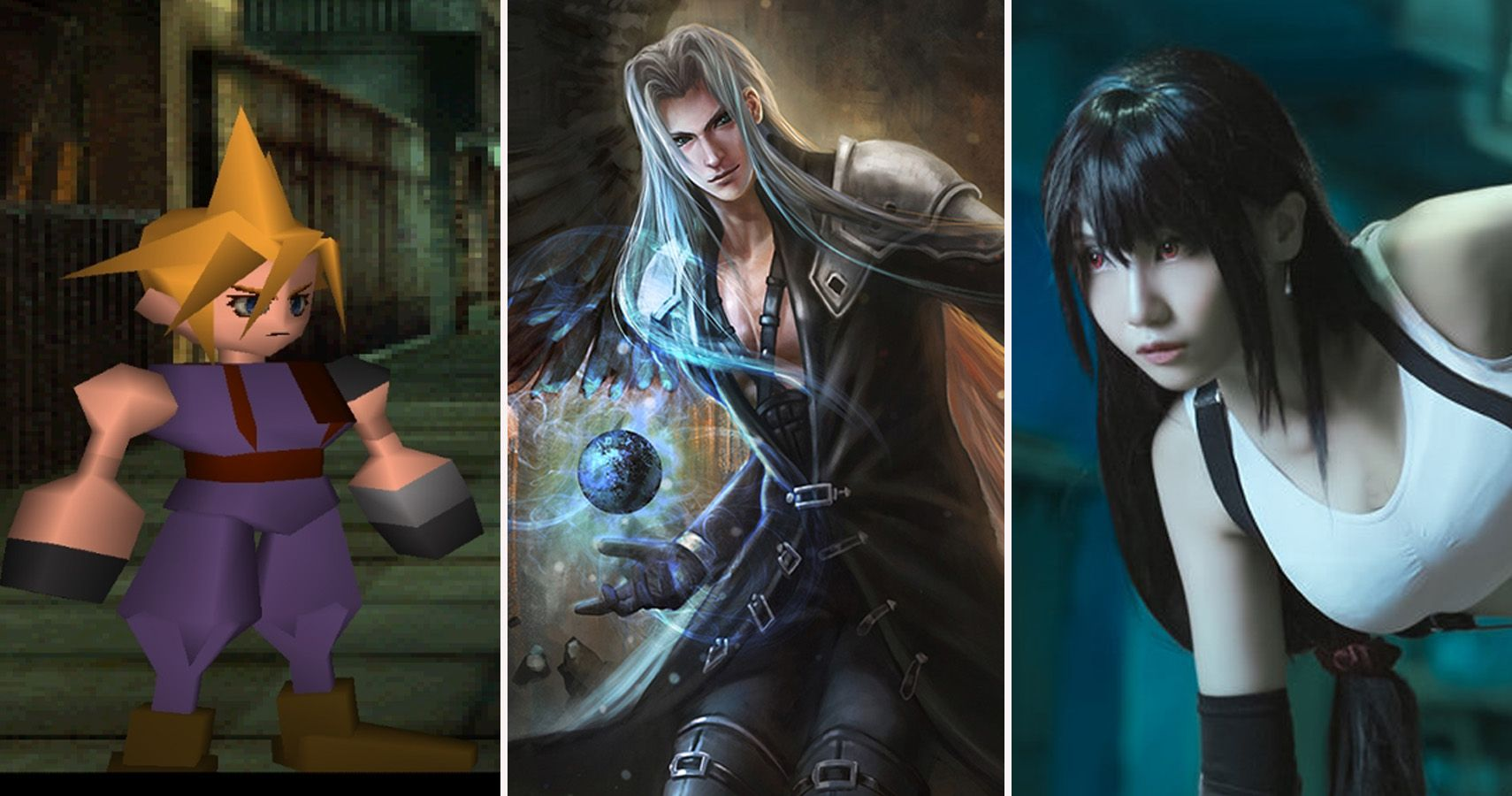 25 Things Everyone Gets Wrong About Final Fantasy 7 Thegamer