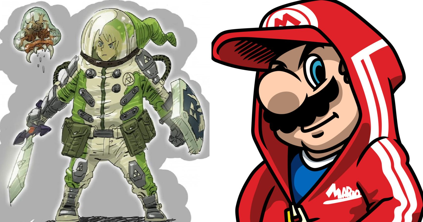 30 Unused Video Game Concept Art Designs That Would Ve