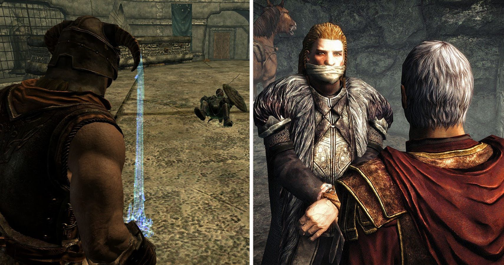 25 Epic Things They Deleted From Skyrim (But Fans Found Anyway)