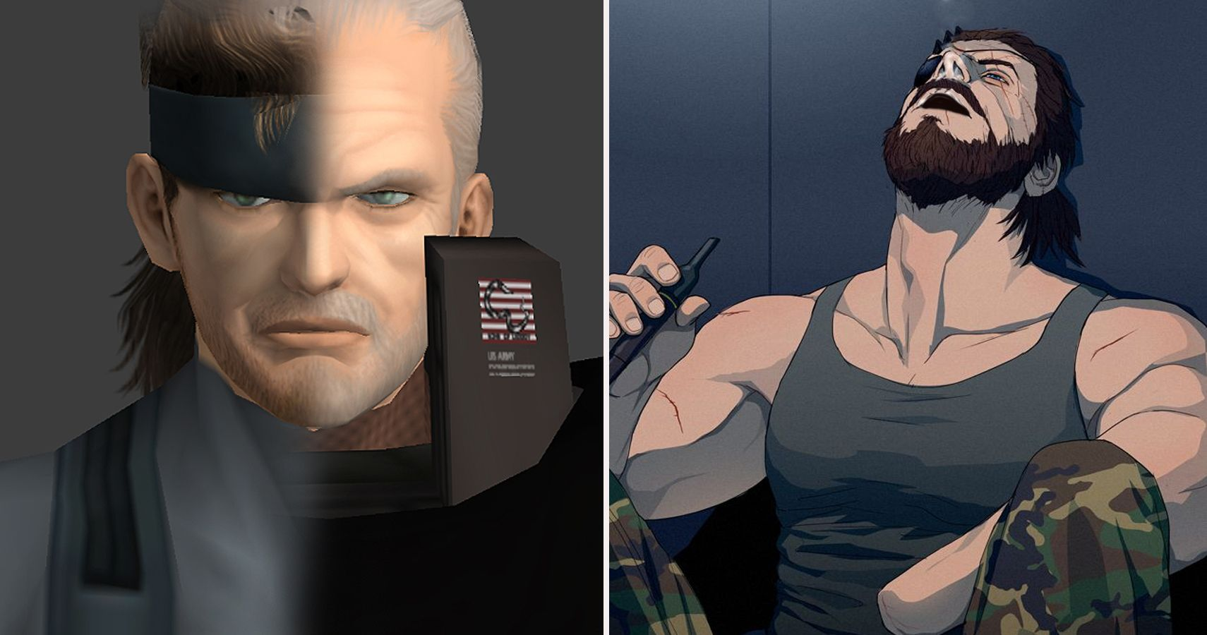 25 Weird Things About Solid Snake S Body In Metal Gear Solid