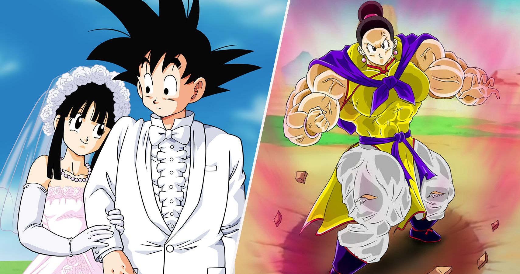 1f33a133 25 Ridiculous Things About Chi-Chi From Dragon Ball | TheGamer