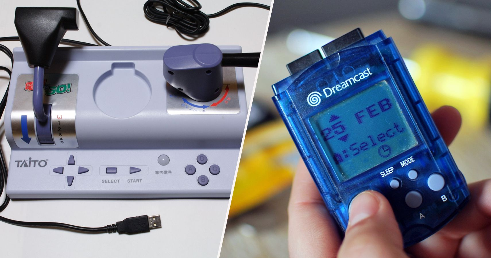 25 Things Only Super Fans Knew The Sega Dreamcast Could Do