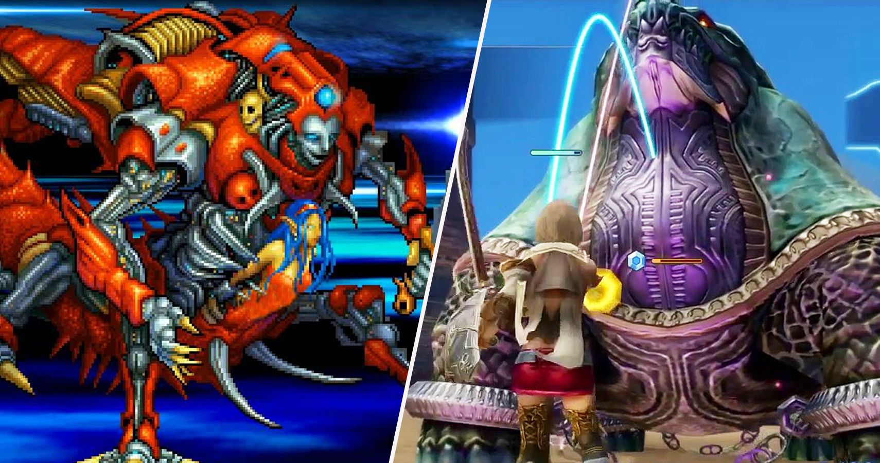 20 Hidden Final Fantasy Bosses And Where To Find Them