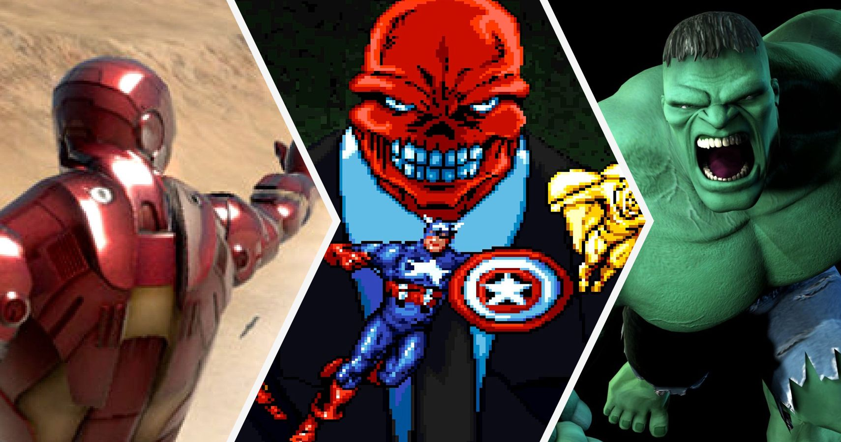 The 15 Best Marvel Video Games (And The 15 Most Embarrassing)