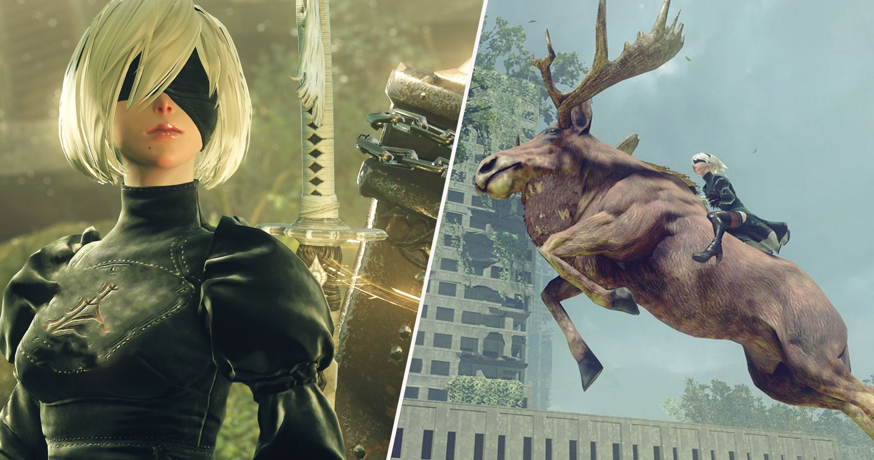 24 Awesome Things Hidden In Nier: Automata That Show How