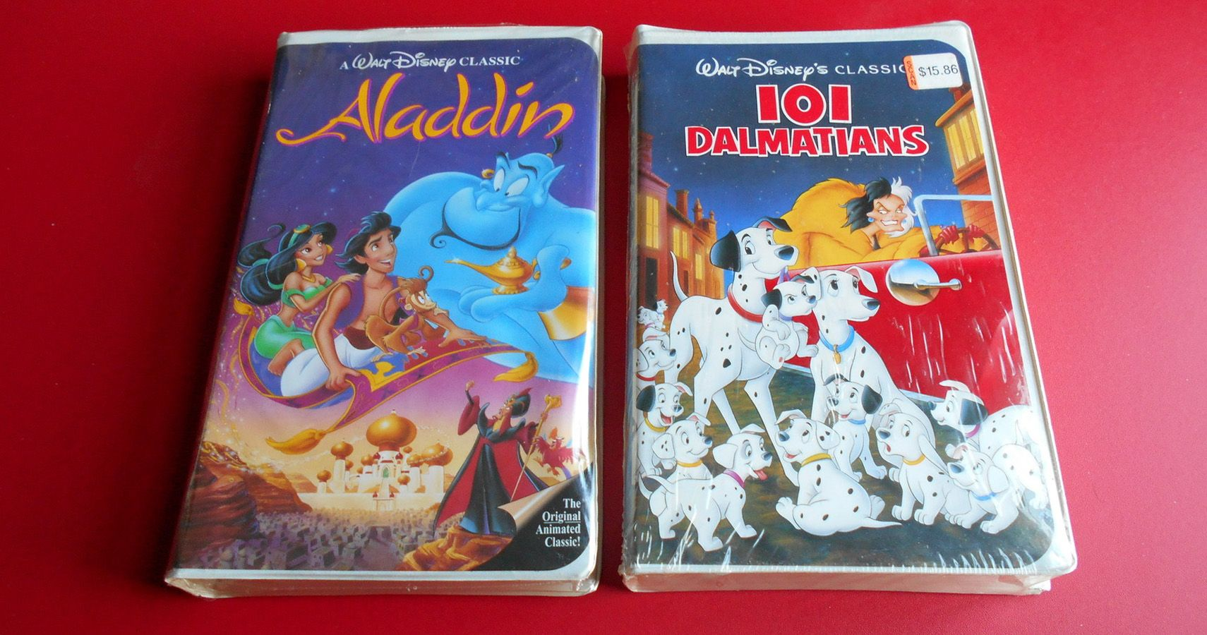 21 Vhs Tapes We Used To Own That Are Worth A Fortune Today