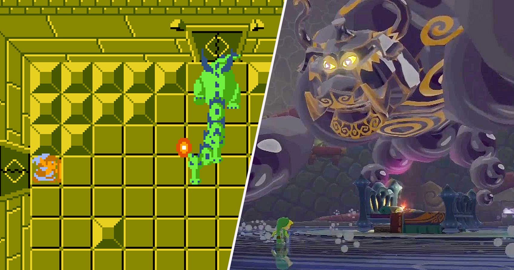Breath Of The Wild Bosses >> 20 Legend Of Zelda Bosses That Are Impossible To Beat (And How To Beat Them)