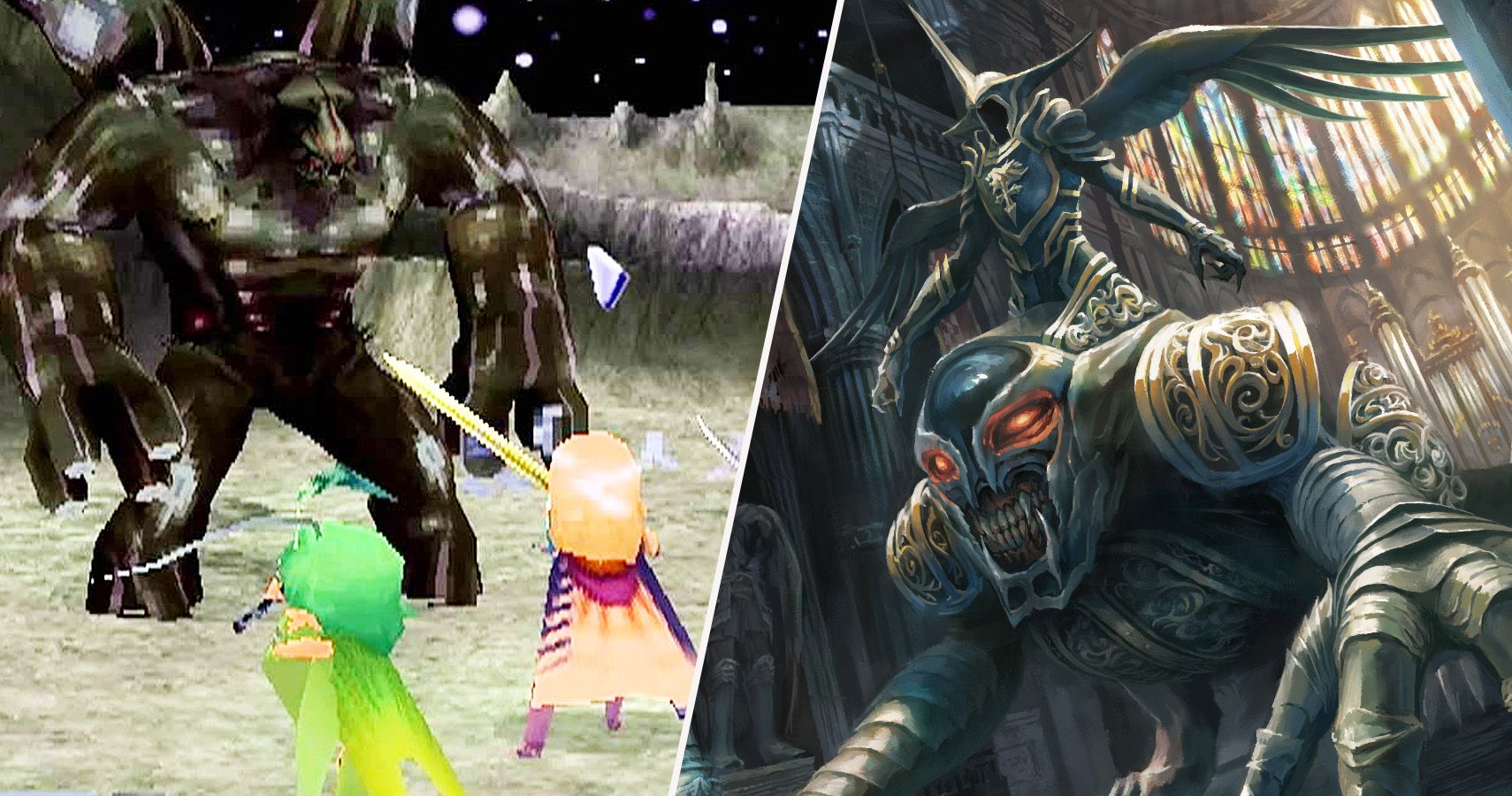 22 Final Fantasy Bosses That Are Impossible To Find And How To Find